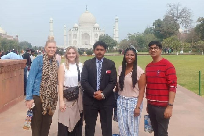 Agra Full Day Tour Only Car
