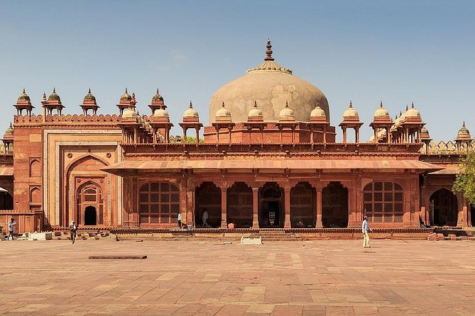 Transport + Guide Only: 3 Days Delhi, Agra & Jaipur Tour