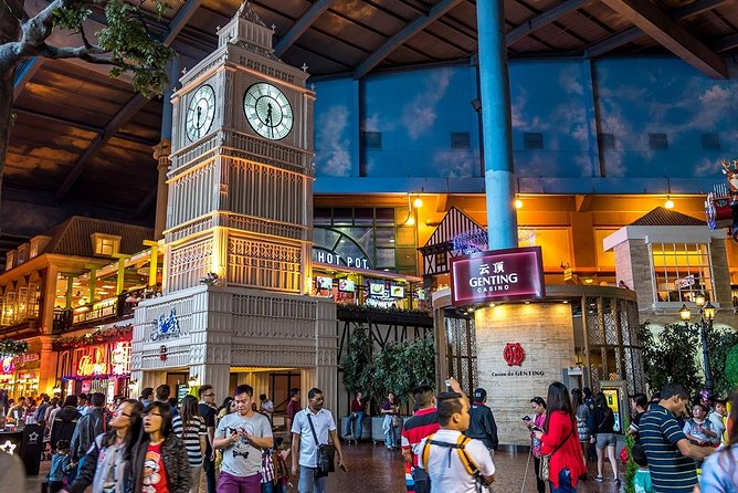 Genting Highland Day Trip With 2-Way Cable Car Tickets