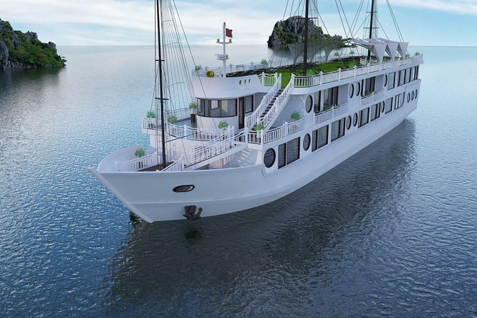 Calypso Cruise 2 Days 1 Night- Lan Ha Bay, Cat Ba Island