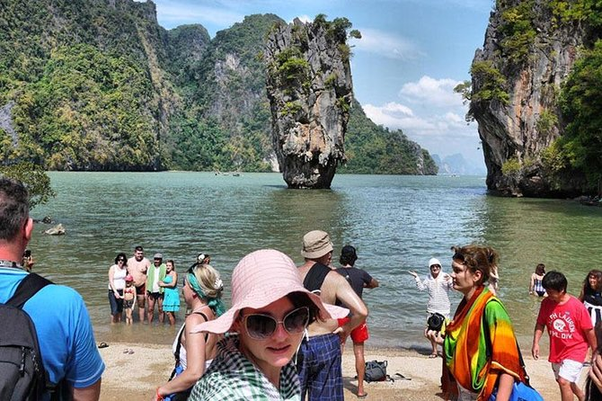James Bond Island Tour with Canoeing from Krabi