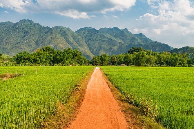 Day-tour to the Mai Chau countryside