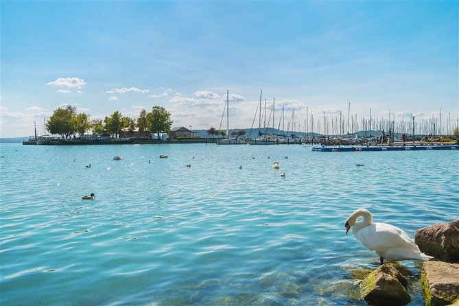Private Trip from Budapest - Balaton Lake: Wine Tasting,Castle and Thermal Lake