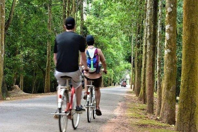 Full-Day Angkor and Temples Cycling Tour - Inclusive Lunch