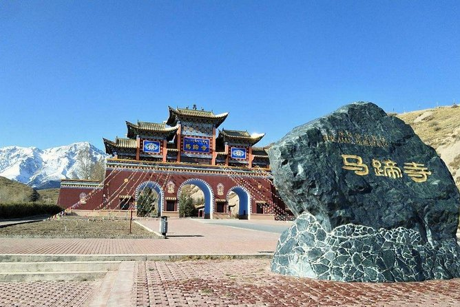 Private day tour to Zhangye Mati temple & Giant Buddha Temple start from Zhangye