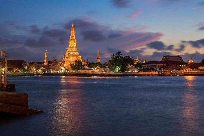 Group Tour: Best of Bangkok Night Tour With Calypso Cabaret Show