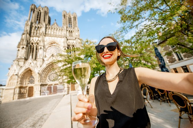 From Paris: Champagne trip and tasting in Reims by train
