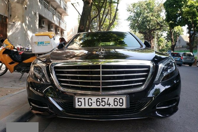 SGN Airport pick up by Mercedes Benz S-Class photo 9