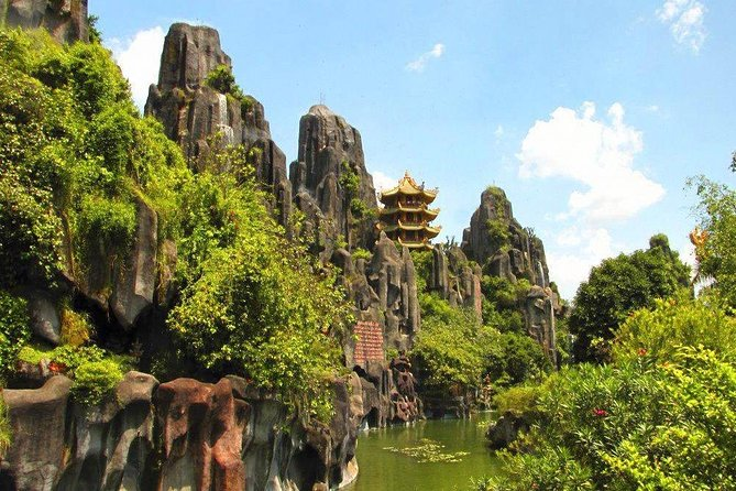 One day tour to Marble Moutains - Hoi An photo 2