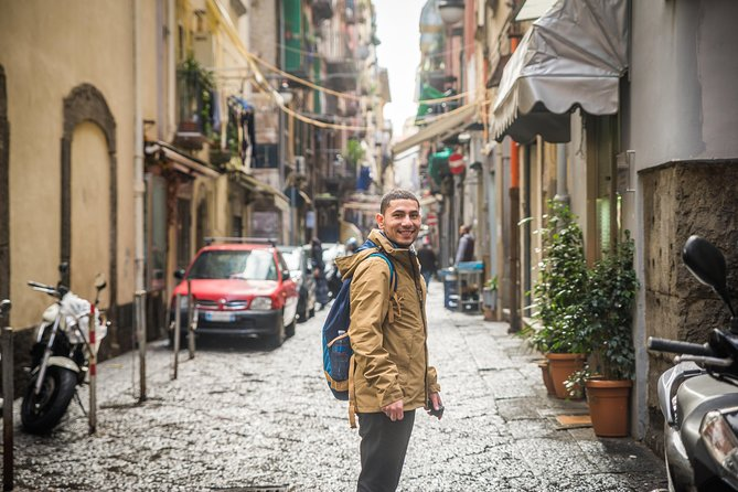 A Half Day In Naples With A Local: Private & Personalized