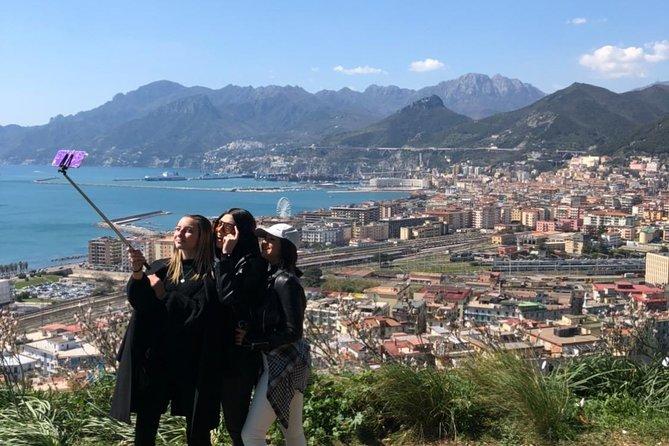 Salerno panoramic view