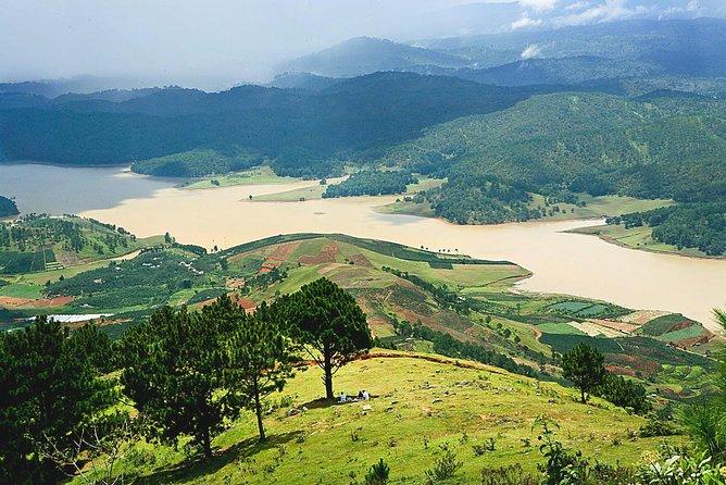 Langbiang Mountain, Datanla Waterfall, Infinity Lake - Da Lat Day Tour