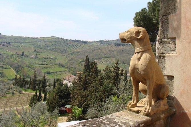 Montecatini Private Day Trip To Chianti & San Gimignano