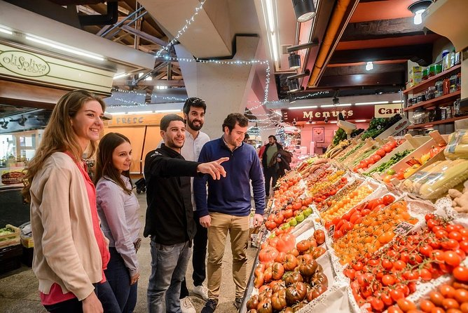 Barcelona Markets Food Tour with a Local Chef