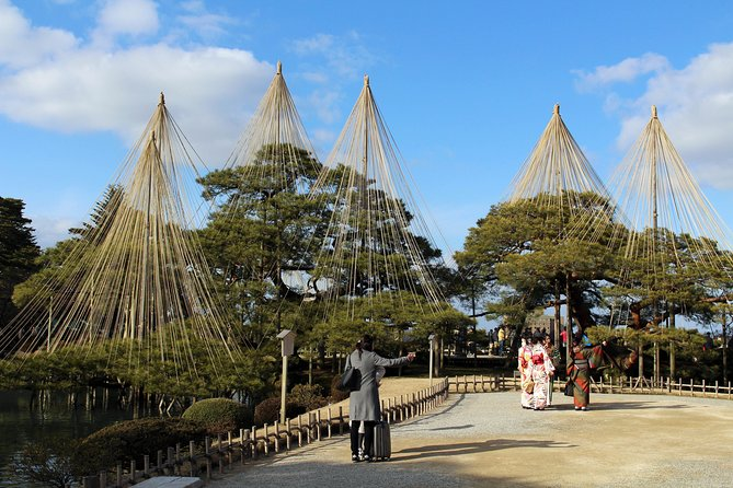 A Half Day In Kanazawa With A Local: Private & Personalized