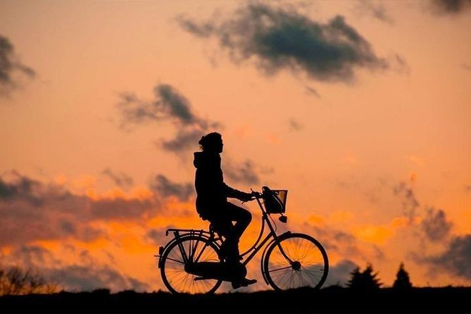Cycle the Floating Village & Sunset Cruise - Free Hotel pick up & Drop Off