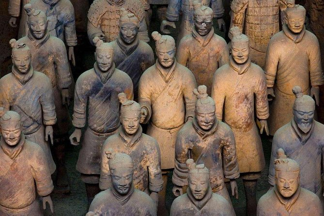 All Inclusive Private 2-Day Tour of Xi'an City Highlights with Accommodation