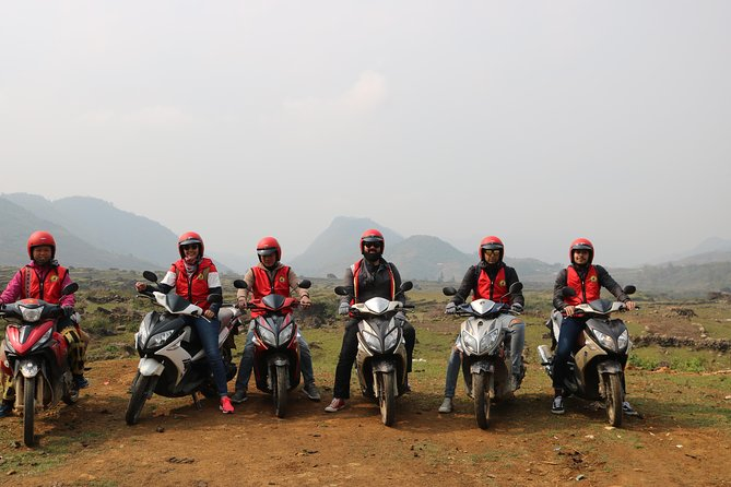 Ha Giang Loop - Off The Beaten Track 4 Days -With Easy Riders - Ride Your Own
