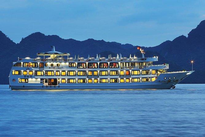 Starlight Cruise Luxury Tour - Discovery Bai Tu Long Bay 2 Days 1 Night