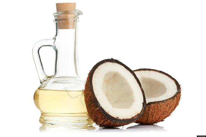 1 Hour Pure Coconut Oil Relaxing - Free Transportation