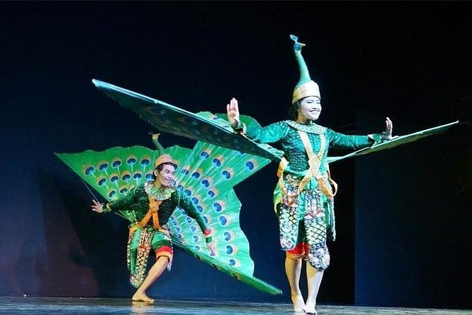 Apsara Dance Performance - Including Buffet Dinner & Hotel Pickup
