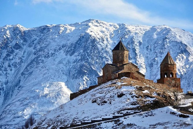 Private day tour in Kazbegi (Stepantsminda)