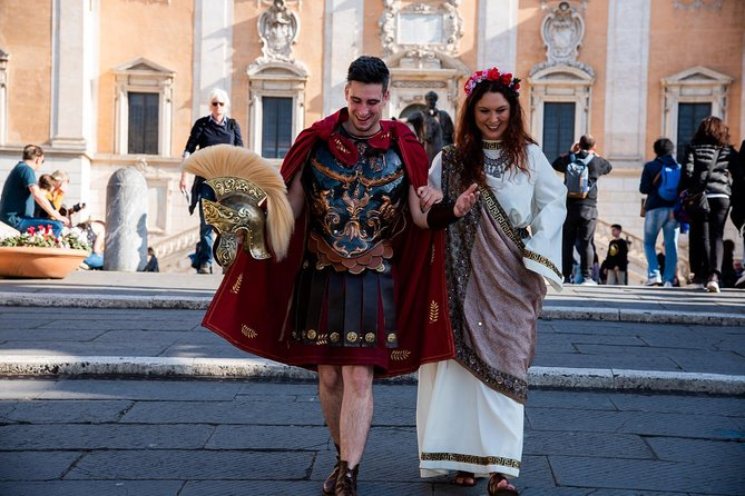 A unique photographic experience in ancient Rome.