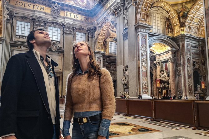 Exclusive Breakfast at the Vatican with Early Access To The Sistine Chapel