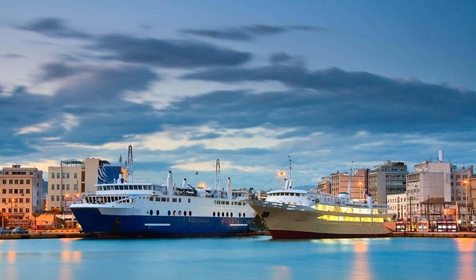 Piraeus Port Private Luxury Transfer