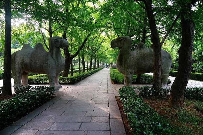 Nanjing Self-Guided Tour from Yangzhou with Private Car and Driver Service