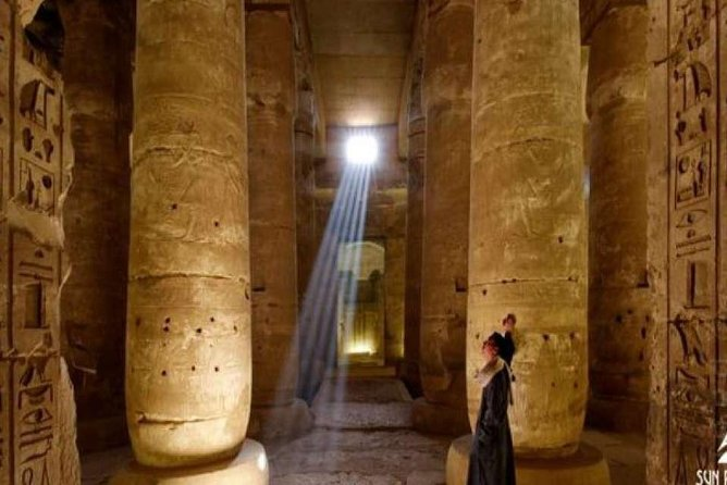 Over day from Luxor to Dendera & Abydos Temples.