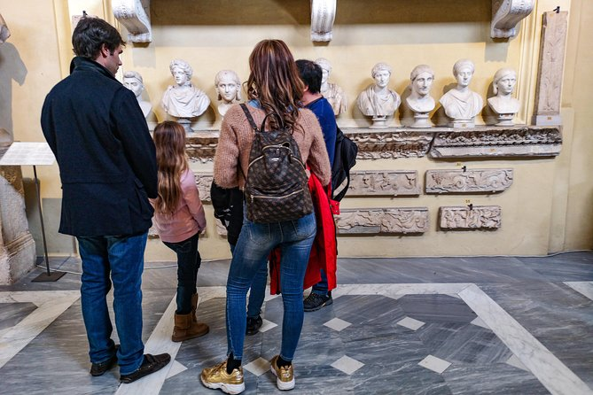 Skip-the-Line Vatican Sistine Chapel Tour for Children & Families