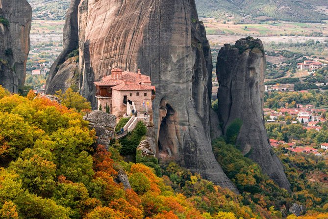Meteora Photography Day Tour from Athens (with Luxury Minivan)