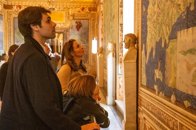 Skip The Line Early Access To The Vatican & Sistine Chapel With Breakfast