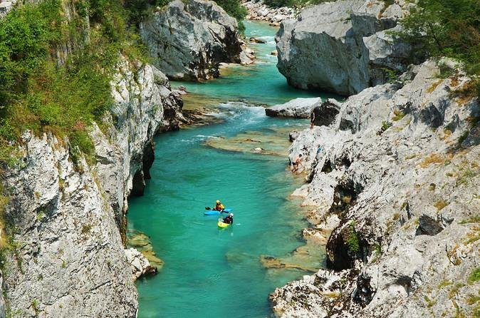 Soča Valley Tour