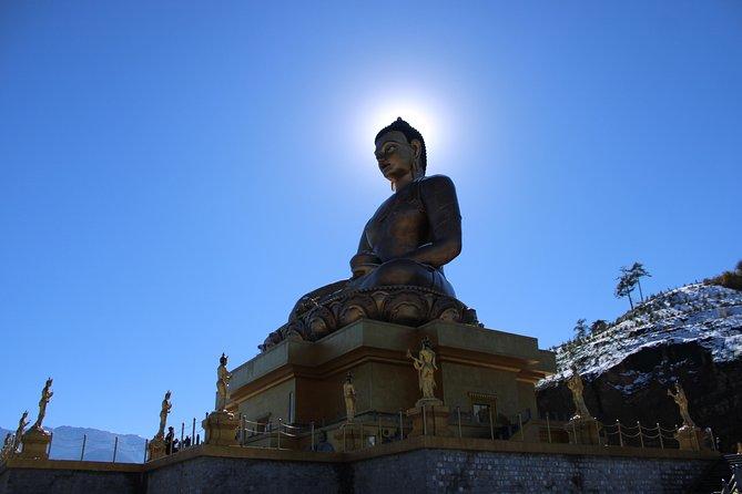 5Nights 6Days Amazing Bhutan Tour (Traveling from India)