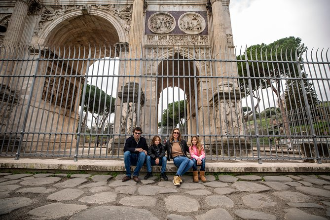 For Kids & Families Skip-the-line Colosseum Tour including Roman Forum And More!