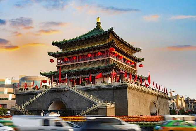 Nanjing City Private One-Way Transfer Service from Yangzhou