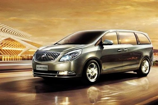 Yangzhou City Area Private Arrival Transfer from Railway Station
