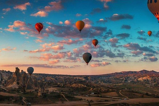 Cappadocia Hot Air Balloon Ride