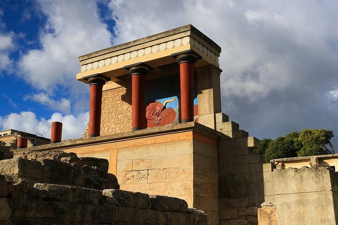 Knossos Private Full-Day Tour from Heraklion with Pick Up
