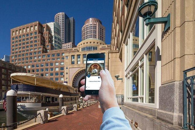 Recorrido autoguiado por Boston HarborWalk & Historic Waterfront (Boston Tea Party) - GPS