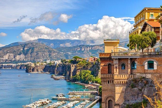 Sorrento Private Transfer from Naples
