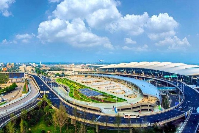 Nanjing Lukou International Airport Private Transfer from Yangzhou