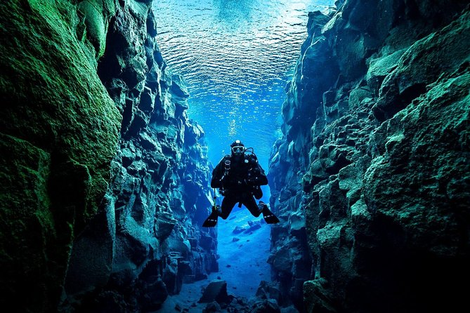 Scuba Diving in Silfra Fissure | Free Photos