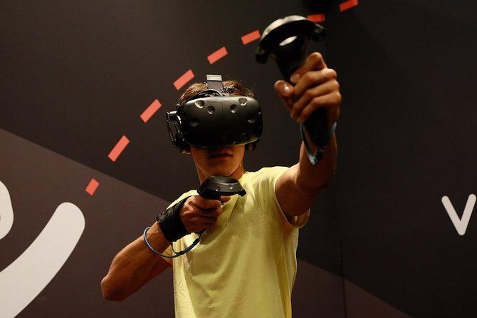 Virtual Room Bordeaux - 1st team virtual reality experience