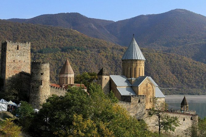 One day in Kazbegi