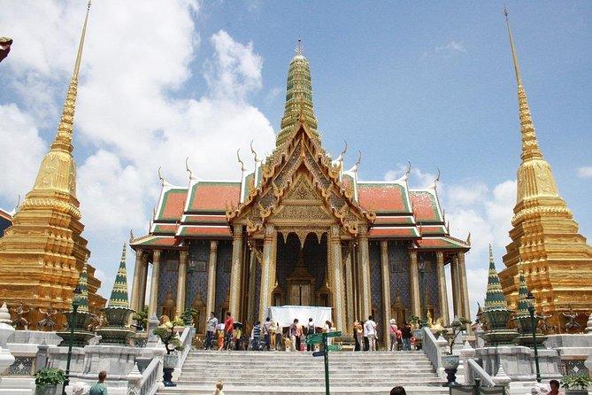 Amazing Bangkok City & Temple Morning Tour - Cross Chao Phraya River by Boat