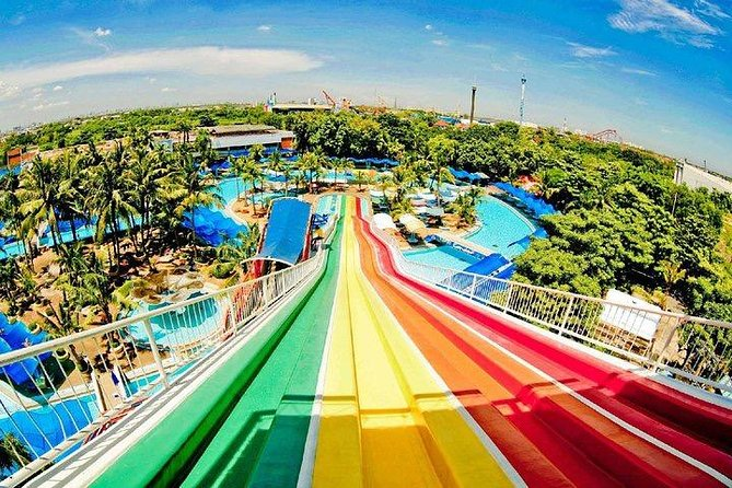 Ramayana Water Park at Pattaya Admission Ticket