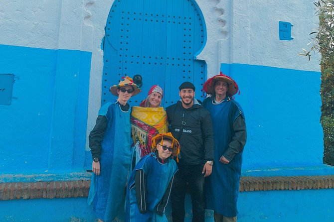 Day Trip to Chefchaouen from Tangier photo 1
